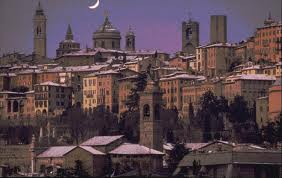 Bergamo at Night