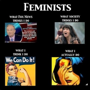 What Feminists Do